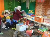 Eid Al-Adha Food Drive a Wonderful Success